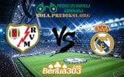 Prediksi Skor Rayo Vallecano Vs Real Madrid 29 April 2019