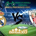 Prediksi Skor Real Madrid Vs Athletic Club 21 April 2019