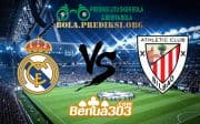 Prediksi Skor Real Madrid Vs Athletic Club 21 April 2019
