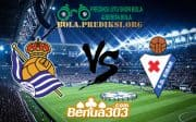 Prediksi Skor Real Sociedad Vs Eibar 15 April 2019