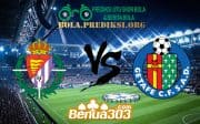 Prediksi Skor Real Valladolid Vs Getafe 14 April 2019