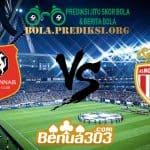 Prediksi Skor Rennes Vs Monaco 2 Mei 2019