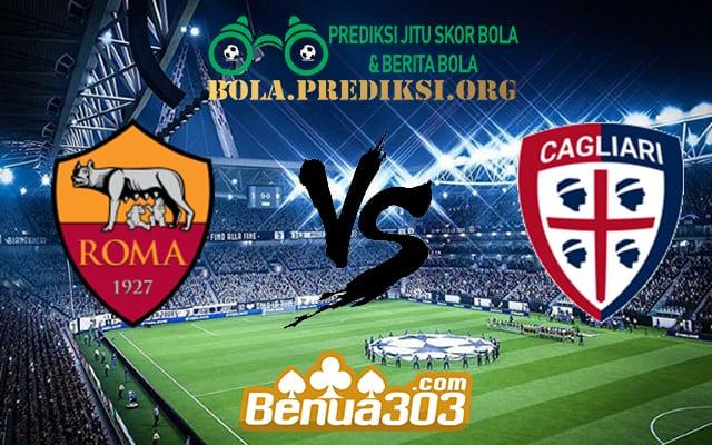 Prediksi Skor Roma Vs Cagliari 27 April 2019