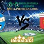 Prediksi Skor SPAL Vs Genoa 28 April 2019