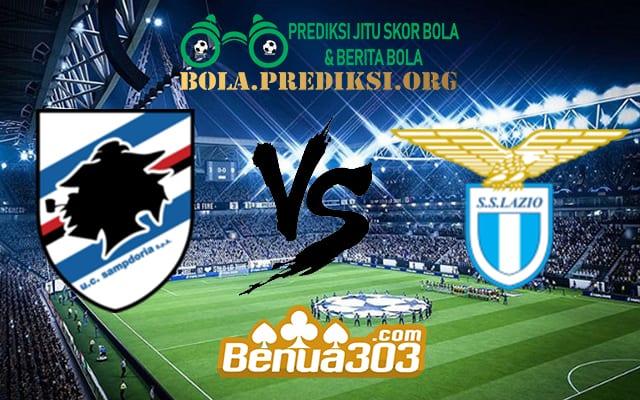 Prediksi Skor Sampdoria Vs Lazio 28 April 2019