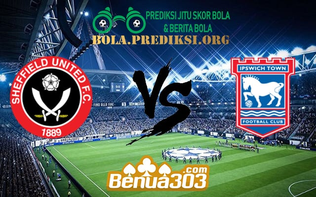 Prediksi Skor Sheffield United Vs Ipswich Town 27 April 2019