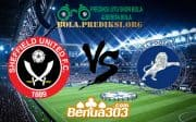 Prediksi Skor Sheffield United Vs Millwall 13 April 2019