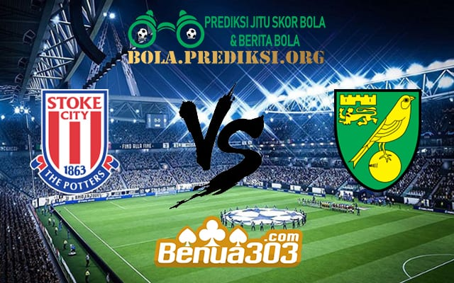 Prediksi Skor Stoke City Vs Norwich City 22 April 2019