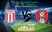 Prediksi Skor Stoke City Vs Rotherham United 13 April 2019