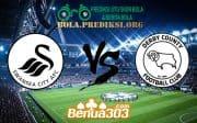 Prediksi Skor Swansea City Vs Derby County 2 Mei 2019