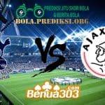 Prediksi Skor Tottenham Hotspur Vs Ajax 1 May 2019