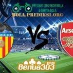 Prediksi Skor Valencia Vs Arsenal 10 Mei 2019