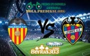 Prediksi Skor Valencia Vs Levante 15 April 2019