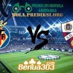 Prediksi Skor Villarreal Vs Huesca 28 April 2019