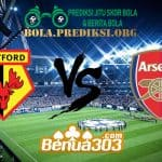 Prediksi Skor Watford Vs Arsenal 16 April 2019