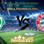 Prediksi Skor Werder Bremen Vs Bayern Munchen 25 April 2019