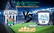 Prediksi Skor West Bromwich Albion Vs Preston North End 13 April 2019