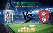 Prediksi Skor West Bromwich Albion Vs Rotherham United 27 April 2019