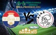 Prediksi Skor Willem II Vs Ajax 5 Mei 2019