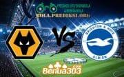 Prediksi Skor Wolverhampton Wanderers Vs Brighton & Hove Albion 20 April 2019
