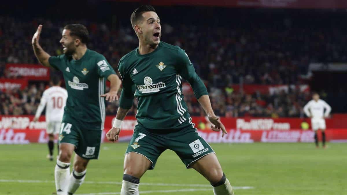 REAL BETIS FC SOCCER TEAM 2019