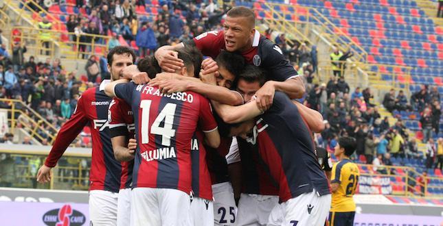 bologna fc soccer team 2019
