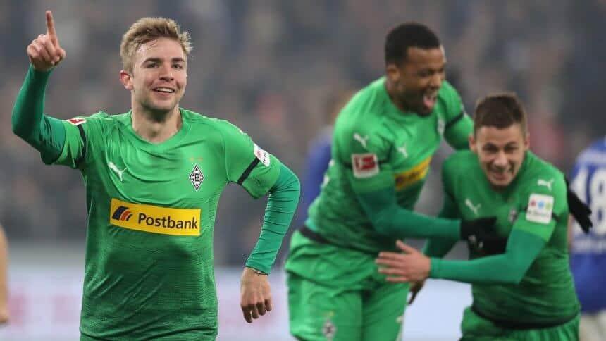 borussia mgladbach fc soccer team 2019