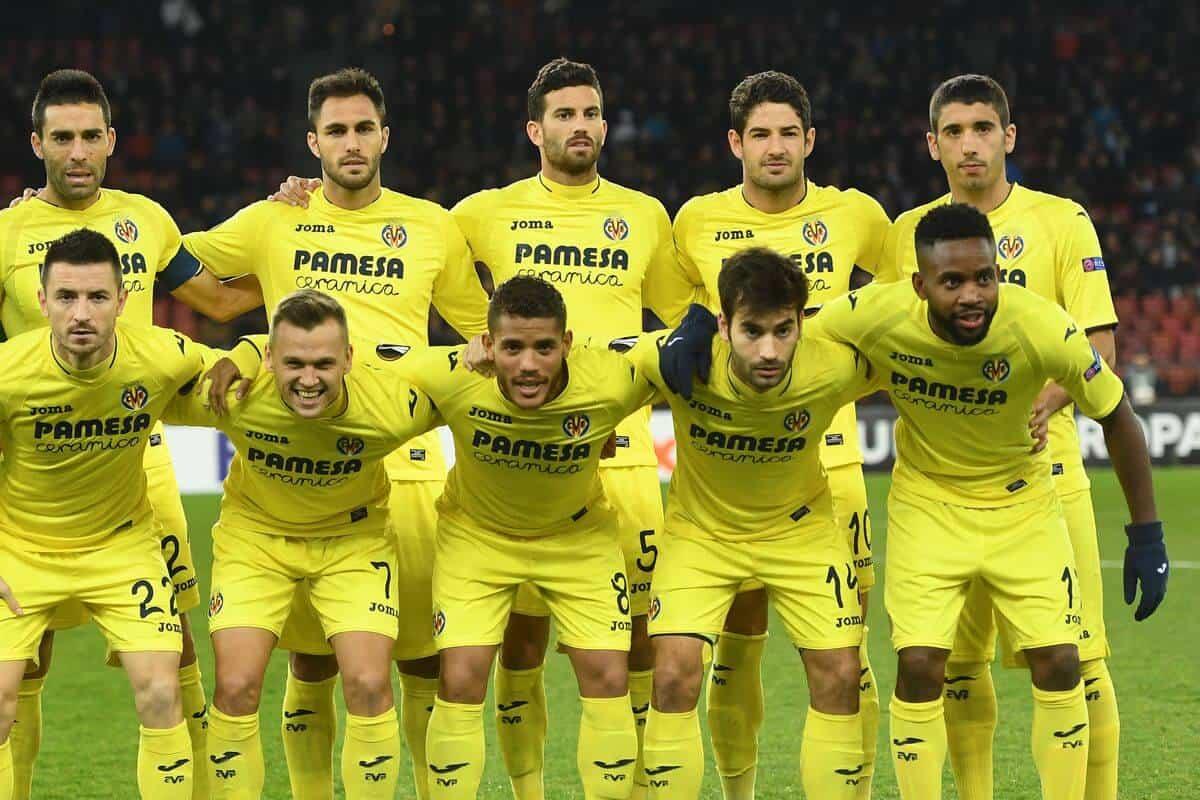 foto team Football VILLARREAL