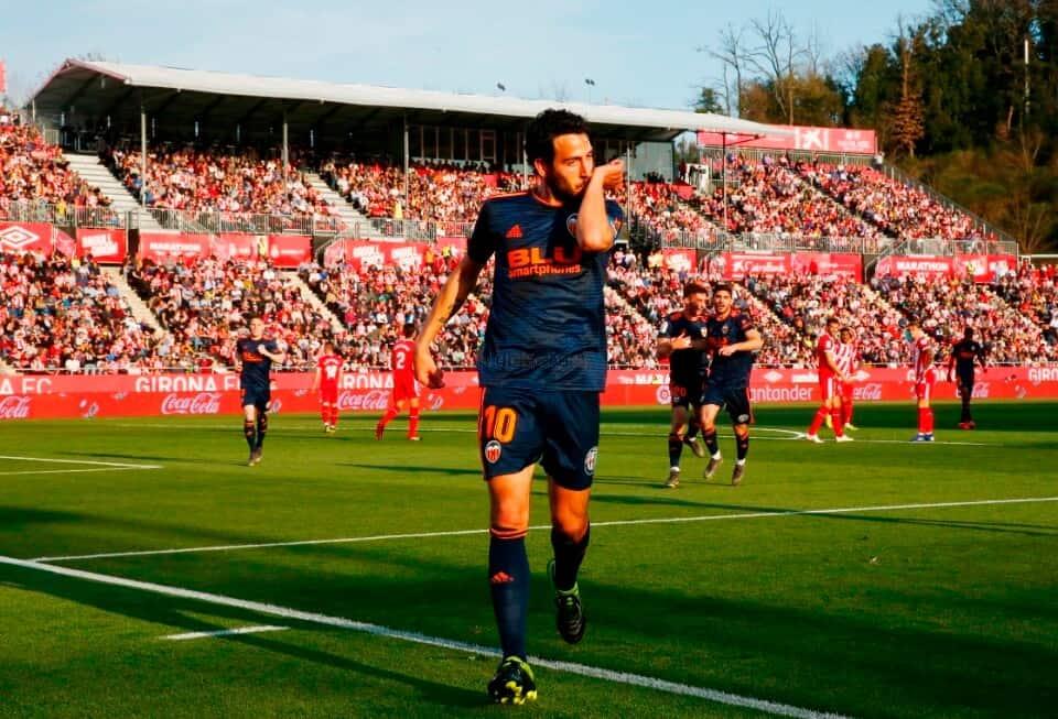 valencia fc soccer team 2019
