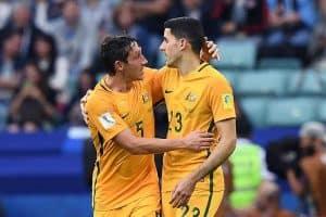 AUSTRALIA NATIONAL FC SOCCER TEAM 2019