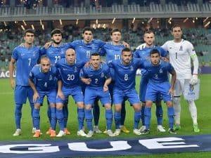 AZERBAIJAN NATIONAL FC SOCCER TEAM 2019