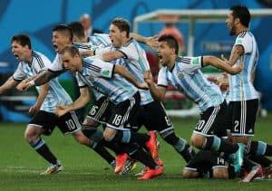 Argentina National FC Soccer Team 2019