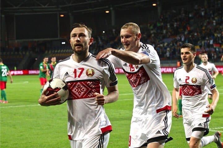 BELARUS NATIONAL FC SOCCER TEAM 2019