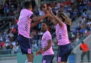 Bermuda National FC Soccer Team 2019