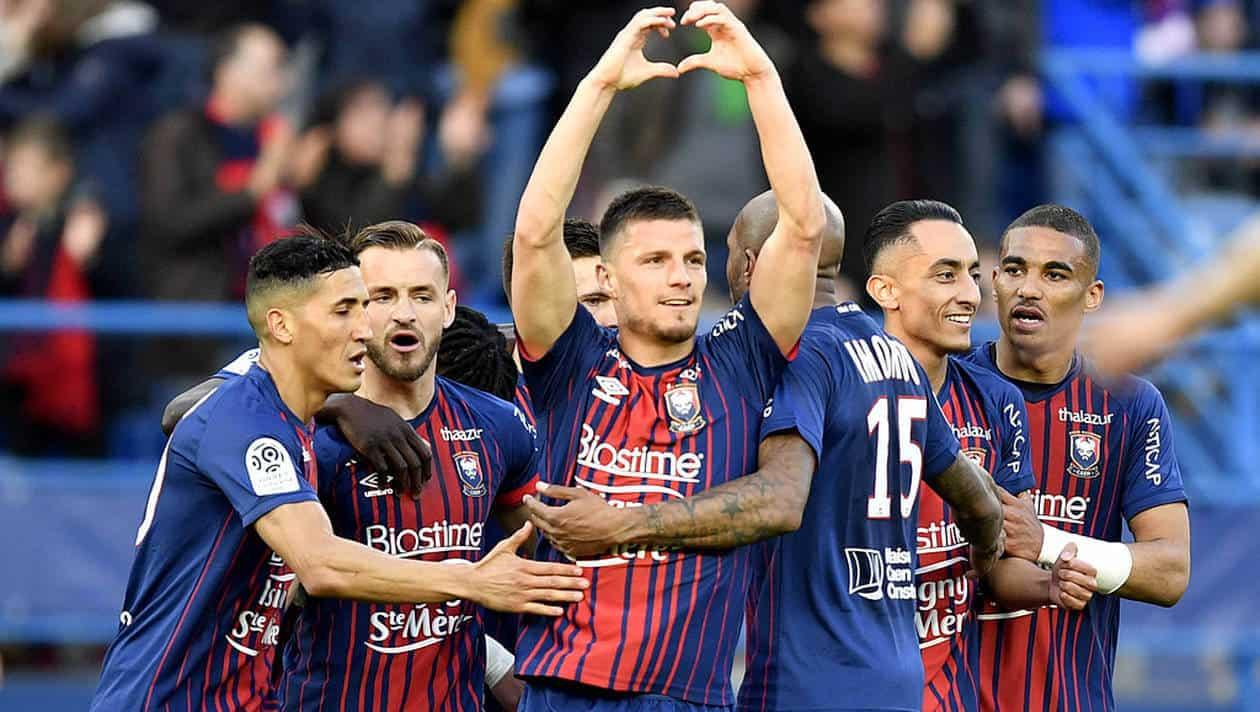 CAEN fc soccer team 2019