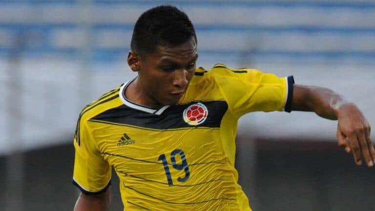 COLOMBIA NATIONAL FC SOCCER TEAM 2019