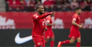 Canada National FC Soccer Team 2019