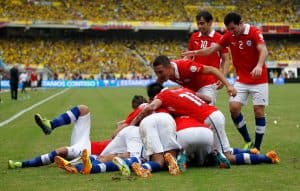 Chile National FC Soccer Team 2019
