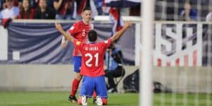 Costa Rica National FC Soccer Team 2019
