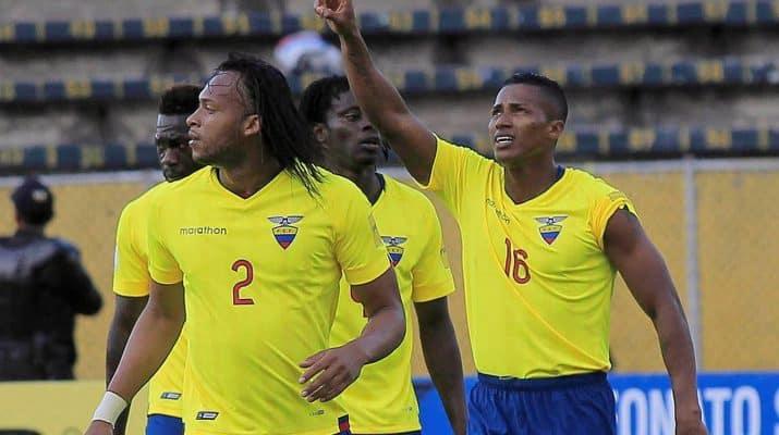 ECUADOR fc soccer team 2019