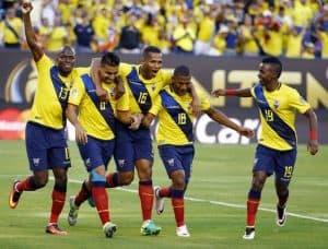 Ecuador National FC Soccer Team 2019