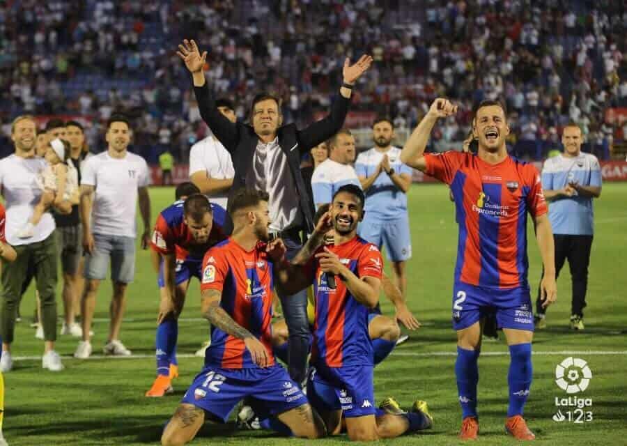 Extremadura UD FC Soccer Team 2019