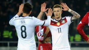 GERMANY national fc soccer team 2019