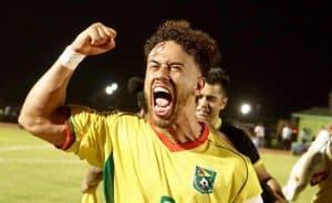 GUYANA NATIONAL FC SOCCER TEAM 2019