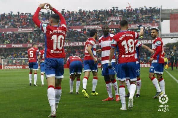 Granada FC Soccer Team 2019