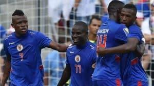 HAITI NATIONAL FC SOCCER TEAM 2019