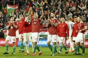 HUNGARY NATIONAL FC SOCCER TEAM 2019