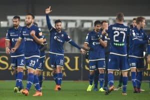 Hellas Verona FC Soccer Team 2019
