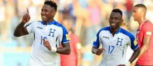 Honduras National FC Soccer Team 2019