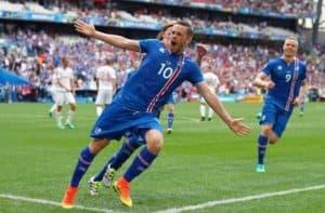 ICELAND NATIONAL FC SOCCER TEAM 2019